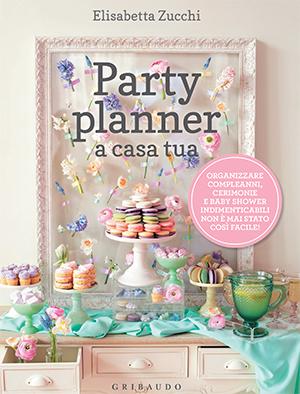 copertina libro party planner a casa tua