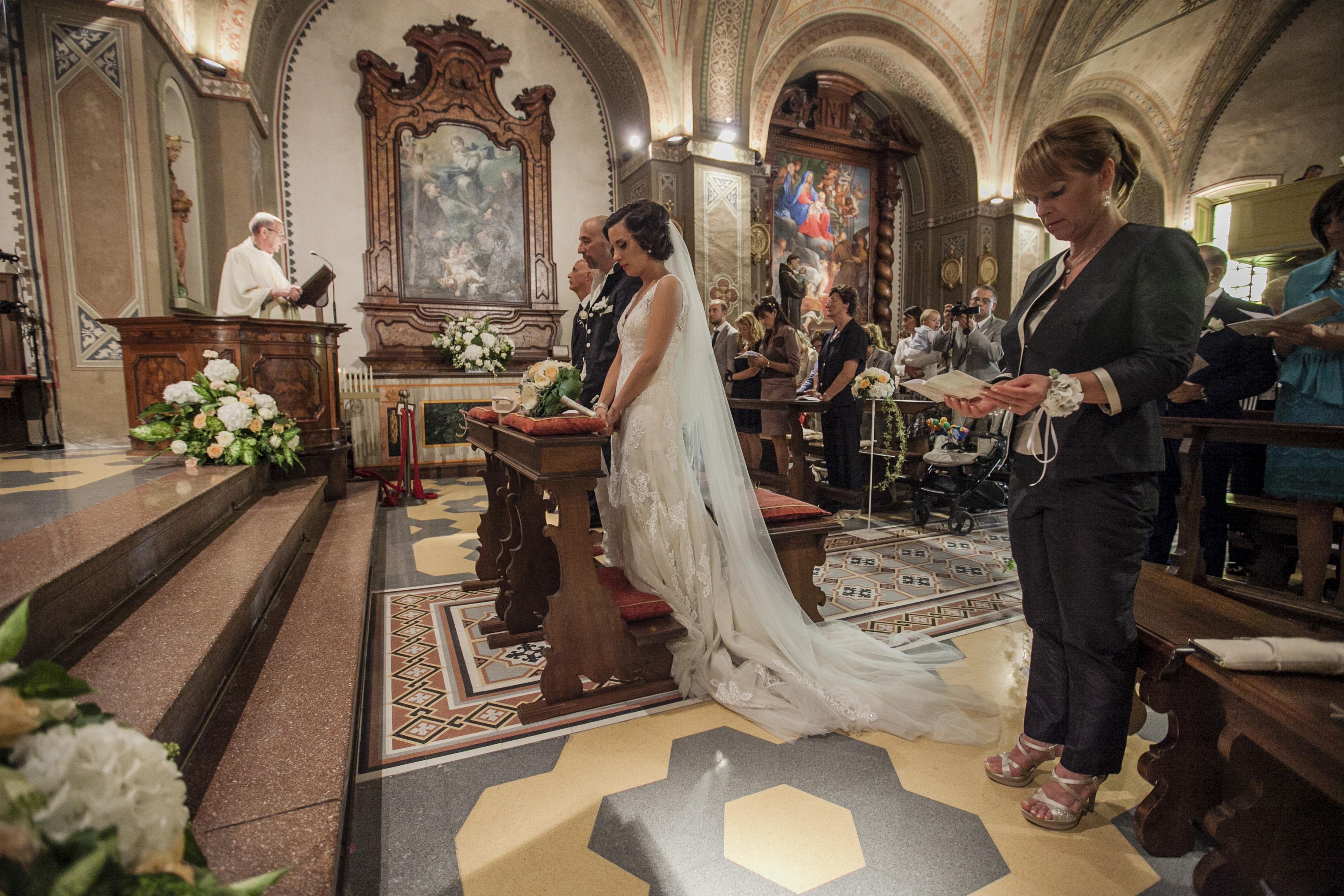 matrimonio sacro monte