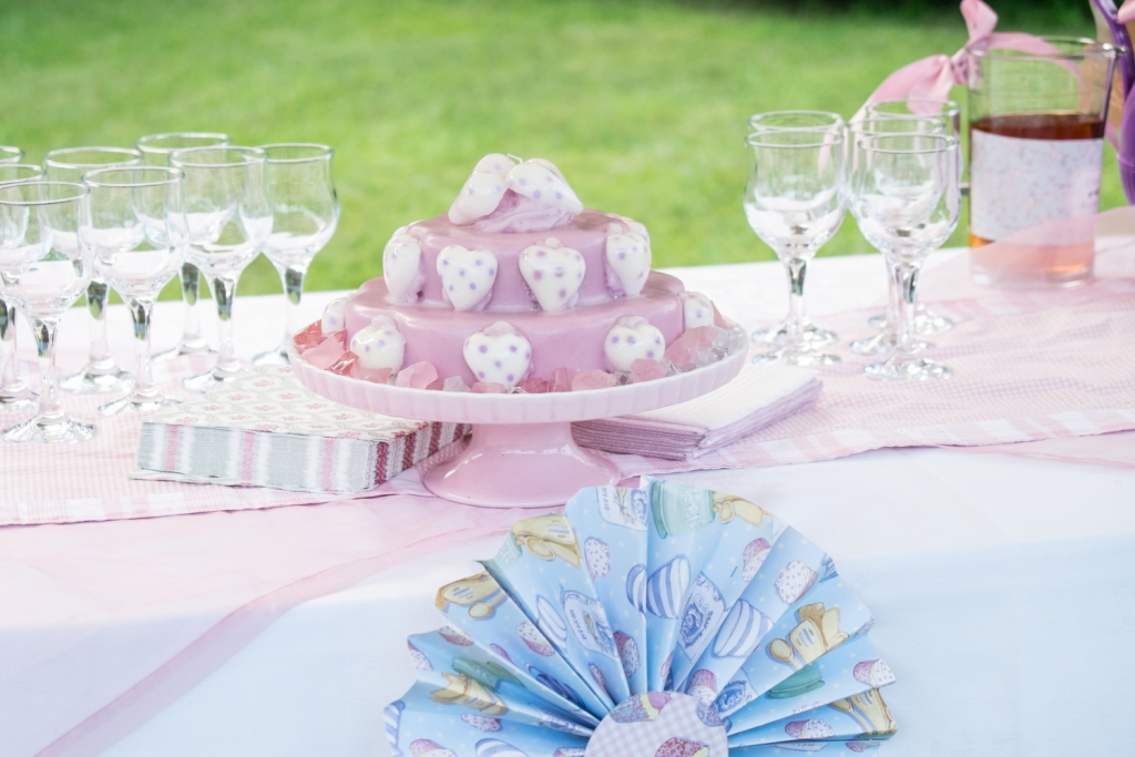 tea party wonderland