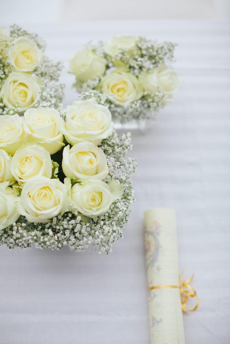 fiori matrimonio orta