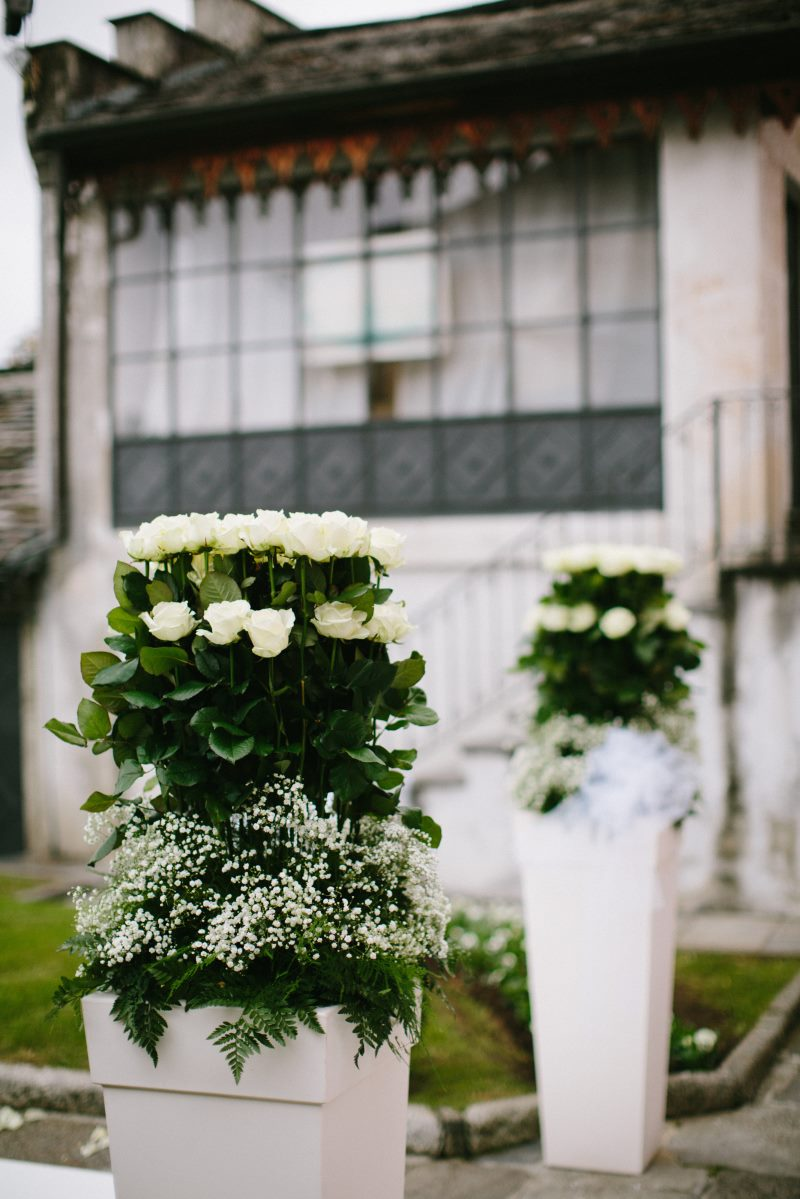 decorazioni cerimonia matrimonio