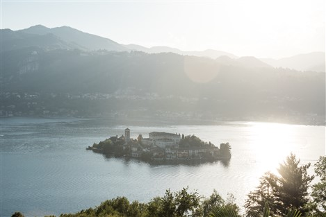 location lago d'orta