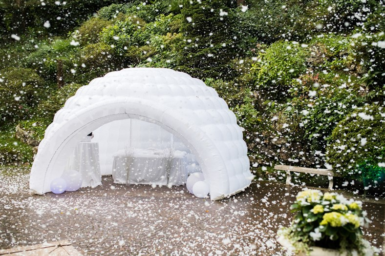 matrimonio neve