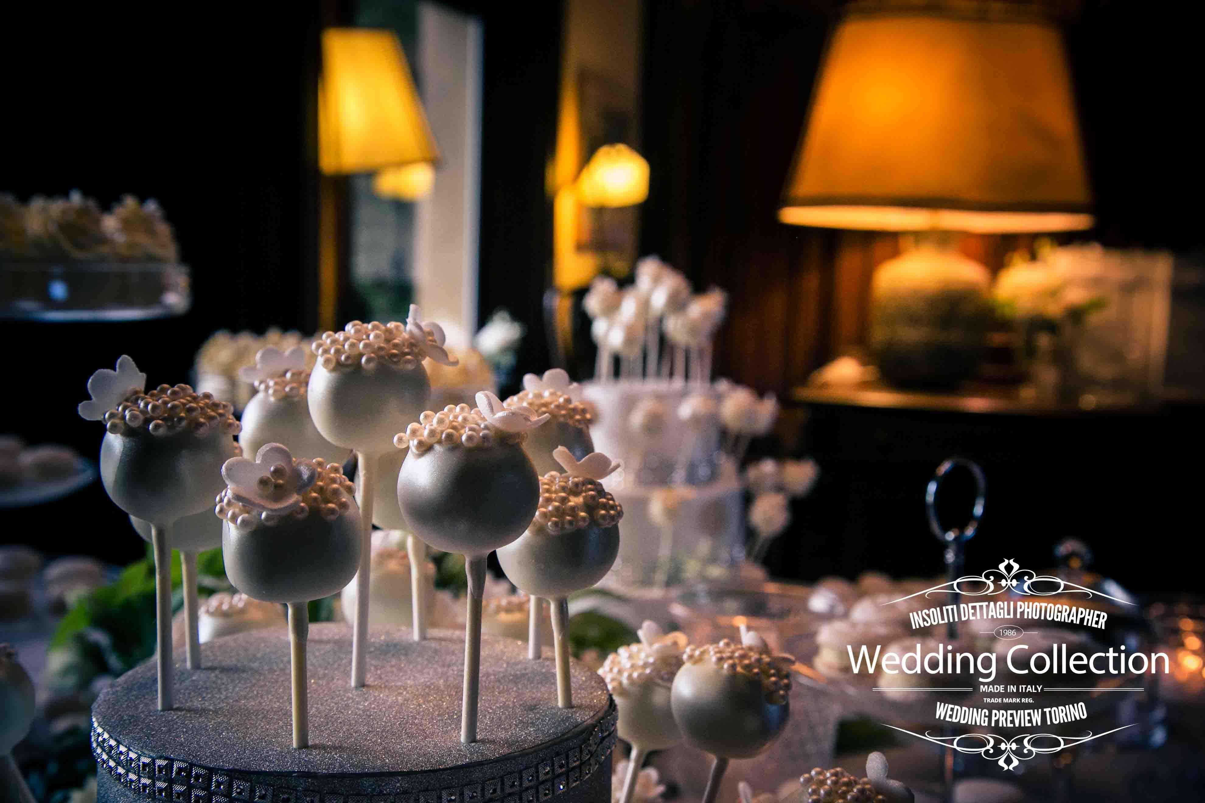 cake pop matrimonio