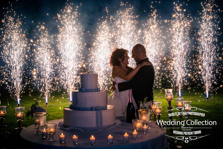 coreografia torta matrimonio