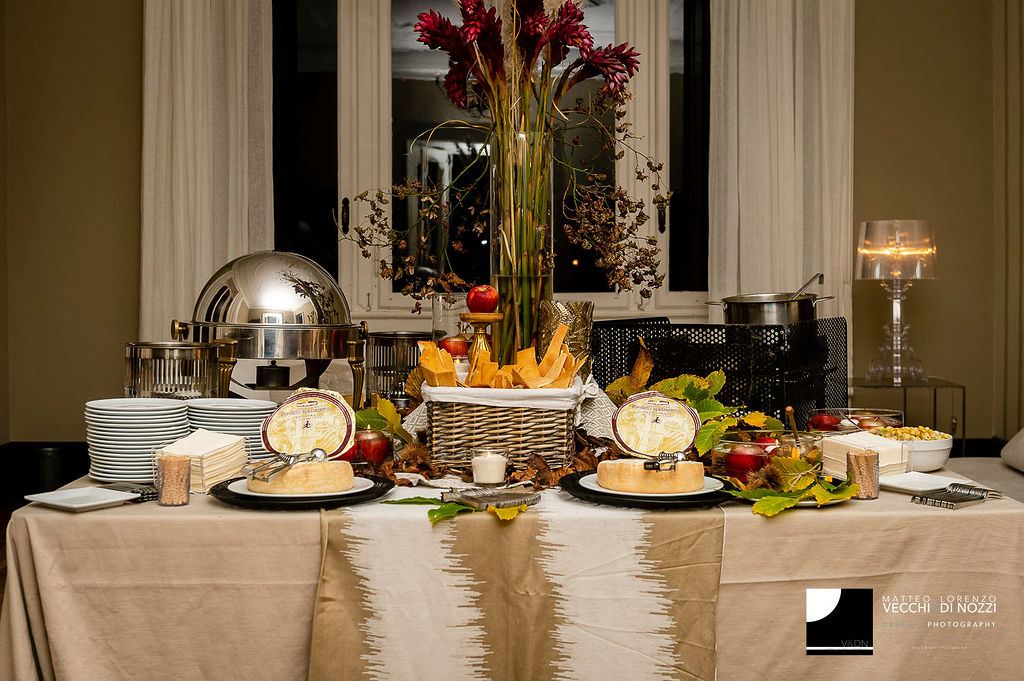 buffet catering matrimonio