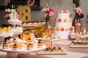buffet festa pavia