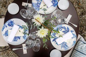 tavola matrimonio
